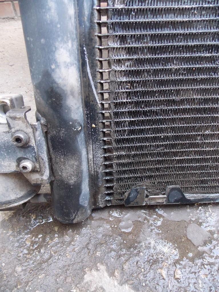Как запаять алюминиевый радиатор автомобиля в домашних условиях 98