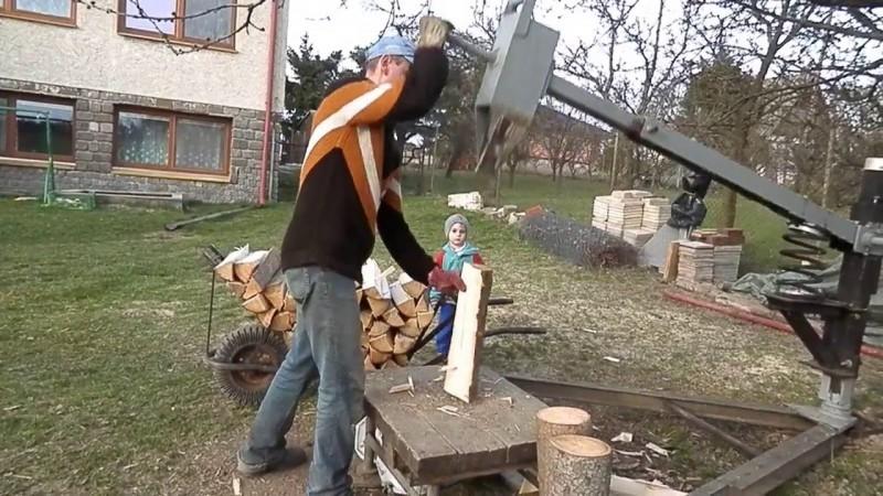 Колун для дров своими руками фото 30