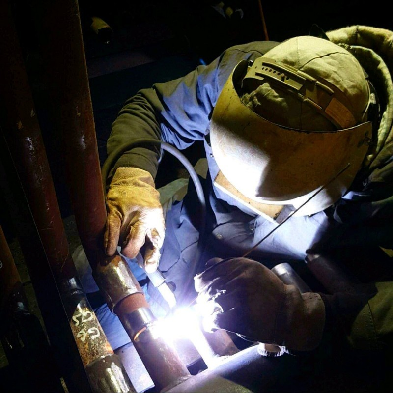 welding method The abc's of nondestructive weld examination the aws d11 structural welding code should always be the primary method of inspection.